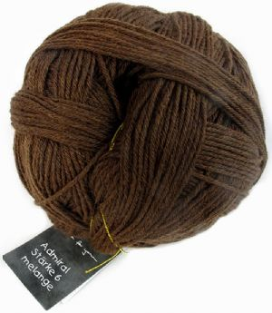Schoppel-Wolle ADMIRAL 6-ply 8488m tobacco